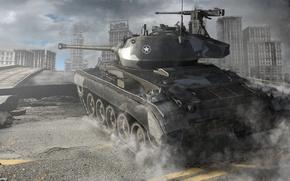 Картинка танк, USA, США, Америка, танки, WoT, Мир танков, tank, World of Tanks, tanks, Wargaming.Net, BigWorld, …