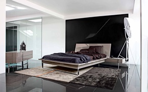Картинка дизайн, дом, стиль, комната, вилла, интерьер, спальня, minimalist bedroom