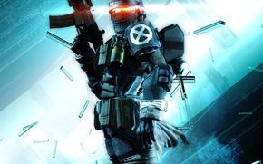 Картинка оружие, солдат, экипировка, coded arms