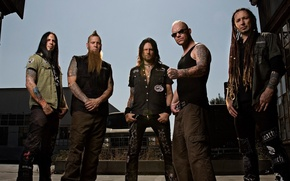 Картинка metal, метал, Five Finger Death Punch, 5FDP, FFDP, 5 Finger Death Punch, Groove metal