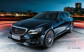 Картинка Mercedes-Benz, E-class, 2012, мерседес, универсал, Estate, S212