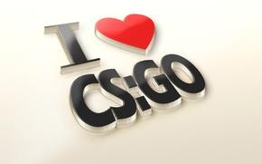 Картинка Лого, Логотип, Counter-Strike, Counter-Strike: Global Offensive, CS GO, LOGO, КС ГО