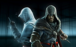 Картинка the, creed, assassins, revelations, animus, unlock
