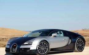 Обои bugatti veyron, 16.4, super sport, супер спорт