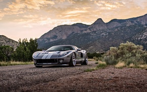 Картинка supercar, ford gt, lunchbox photoworks