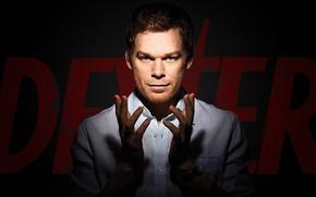 Картинка Dexter, сериал, актёр, Майкл Холл, Michael C. Hall