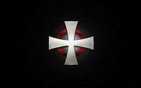 Обои крест, тамплиеры, рыцари, орден, templar