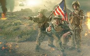 Картинка война, поле боя, Military