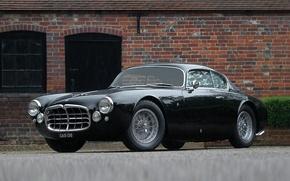 Картинка ретро, Maserati, красота, 1954, спортивный автомобиль, Maserati A6G 2000 Frua Berlinetta
