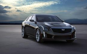 Картинка Cadillac, CTS-V, кадиллак