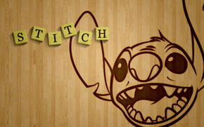 Картинка cinema, Disney, monster, alien, movie, film, animated movie, Lilo & Stitch