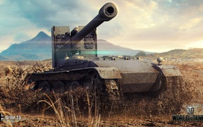 Картинка германия, мир танков, гриль, world of taks, пт-сау., Grillу 15