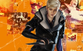 Картинка cyberpunk, capcom, remember me, adrift, Olga Frydman