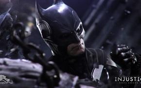 Картинка Batman, 2013, Gods Among Us, Injustice