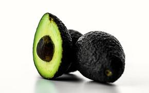 Картинка fruit, freshness, healthy food, avocados, healthy eating