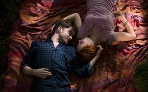 Картинка Daniel Radcliffe, What If, Zoe Kazan, Дружба и никакого секса