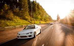 Картинка S15, Silvia, Nissan, Spec-R, finland, '99