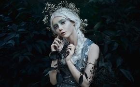 Картинка ягоды, макияж, Bella Kotak, Starlight in dark places