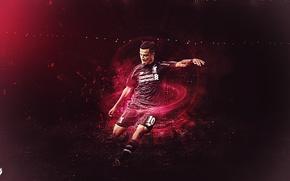 Картинка цель, номер, удар, Ливерпуль, Liverpool, Коутиньо, Coutinho