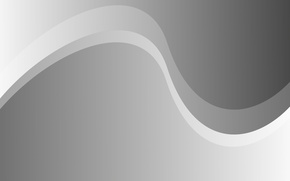 Обои abstraction, grey, white, line, road