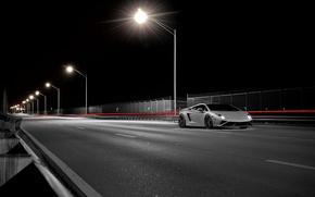 Картинка Lamborghini, Gallardo, Front, LP 570-4, Supercar, Corse, Squadra