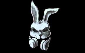 Обои Музыка, rabbit, Dom!no, кролик, рэп, домино