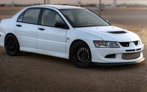 Картинка Mitsubishi, Lancer, Evolution, VIII, 2003–05