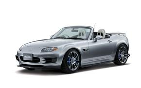Картинка Roadster, Mazda, кабриолет, MX-5