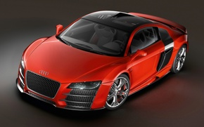 Обои Ауди, Car, Audi R8 TDI Le Mans