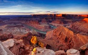 Картинка Юта, США, canyonlands national park