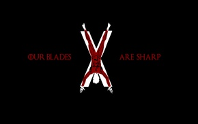 Картинка Game of Thrones, skinned people, House Bolton, Our Blades are Sharp