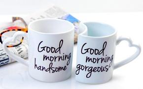 Картинка Cup, coffee, good morning, love, чашка, кофе, доброе утро, любовь