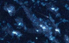 Картинка space, stars, cosmos