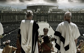 Обои колизей, рим, ГЛАДИАТОР, сенат