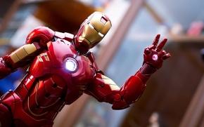 Картинка игрушка, железный человек, iron man