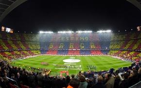 Обои Barcelona, Камп Ноу, Барселона, Camp Nou
