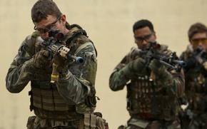 Картинка оружие, солдаты, Royal Netherlands Marine Corps