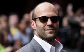 Картинка очки, актер, мужчина, Джейсон Стэтхэм, Jason Statham