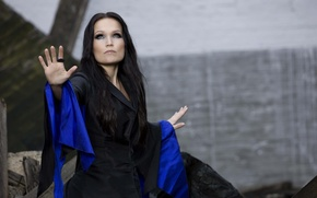 Картинка певица, Tarja Turunen, nightwish, девушка., Die alive