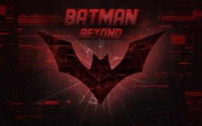 Картинка Batman, Logo, Beyond