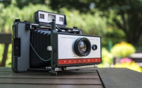 Картинка ретро, камера, фотоаппарат, Polaroid