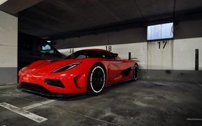 Картинка Koenigsegg, Red, Speed, Agera R