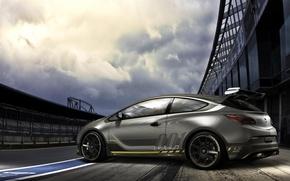 Картинка Opel, Astra, OPC, 2014, Extreme