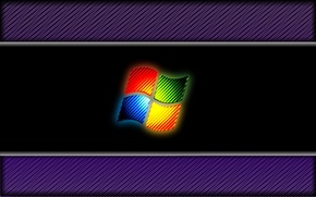 Картинка windows, purple, version, vyndo