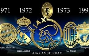 Картинка wallpaper, football, Netherlands, Ajax Amsterdam
