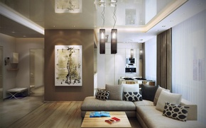 Картинка house, room, interior