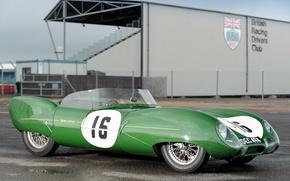 Картинка Lotus, Автомобиль, Legends, 1956-1957, №16, Series I, Гоночный, Классическое авто, Eleven