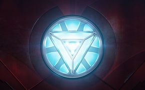 Обои arc reactor, sugoi, yuusha, strong, The Avenger, nanotecnology, suit, armor, Marvel, Avenger, technology, energy, submachine, ...