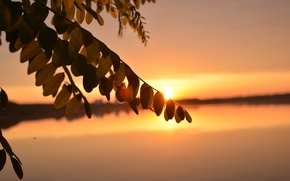 Картинка рассвет, пейзажи, утро