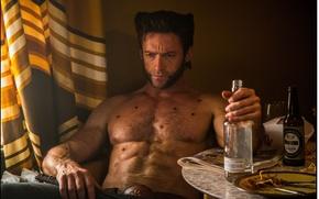 Картинка Wolverine, Hugh Jackman, Logan, Хью Джекман, Люди Икс: Дни минувшего будущего, X-Men: Days of Future ...